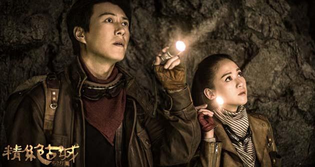 鬼吹灯之精绝古城幕后揭秘 靳东自曝玩命拍出来的戏
